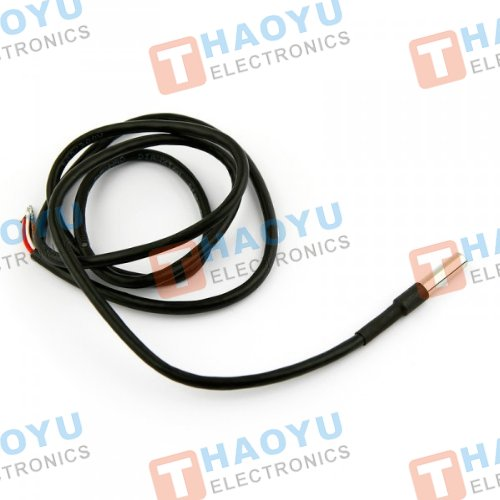 Precision Centigrade Temperature Sensor LM35DZ Waterproof - Click Image to Close