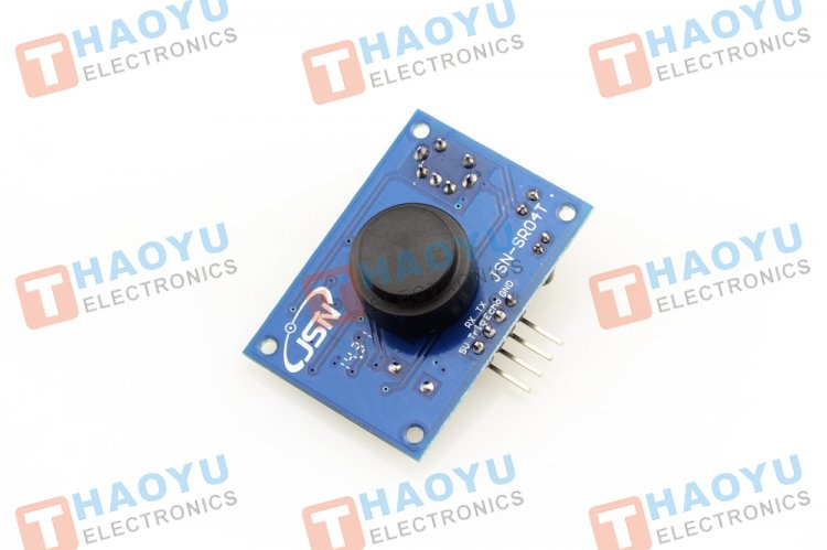 Water Proof Integrated Ultrasonic Ranging Module- JSN-SR04T - Click Image to Close